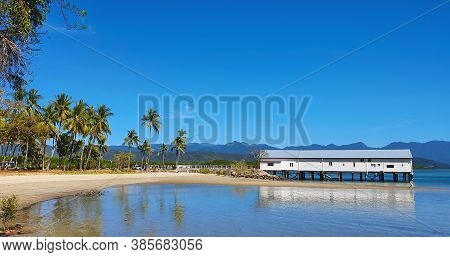 Port Douglas Is A Coastal Town In North Queensland 70 Km North Of Cairns