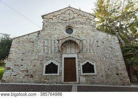 San Severo Church In Bardolino In Italy 6