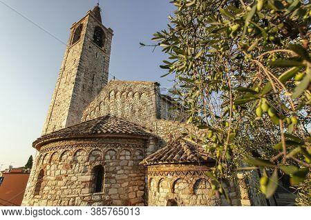 San Severo Church In Bardolino In Italy 9