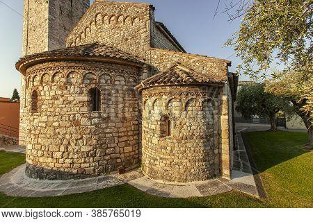 San Severo Church In Bardolino In Italy 10