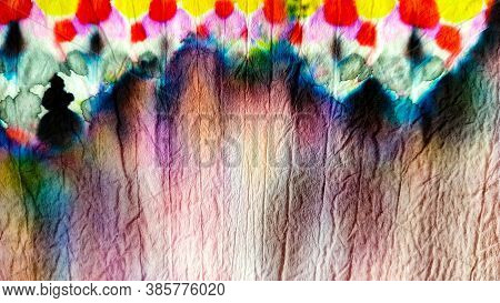 Dirt Grunge. Dirty Color Texture. Abstract Dirty Art Backdrop. Background. Crumpled Shibori. Tie Dye