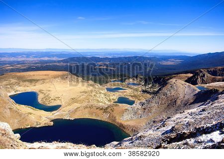 Bulgarian Rila Lakes