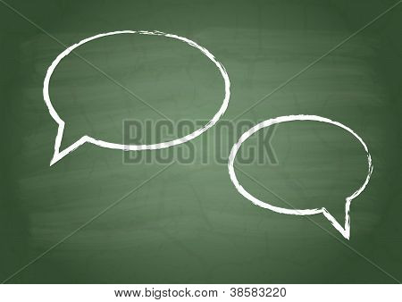 Two Talk Sign
