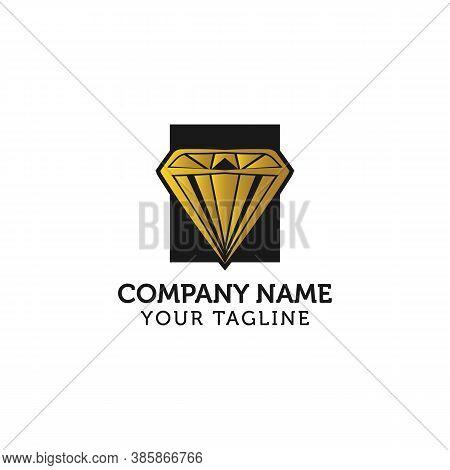 Diamond Abstract Logo, Symbol, Icon,graphic,vector.diamond Logo Vector Template