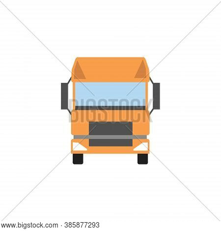 Truck Logo - Transportation Vehicle Travel Trucking Road Cargo Delivery Highway Freight Logistic Tra