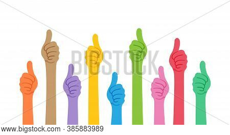 Like Hand Sign, Hand Thumbs, Show Hand Thumb Symbol, Thumb Up For Ok, Approve, Confirm, Yes, Best An