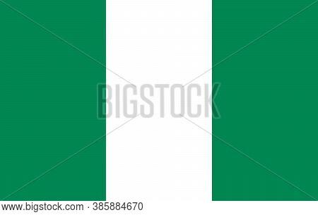 Vector Nigeria Flag, Nigeria Flag Illustration, Nigeria Flag Picture, Nigeria Flag Image