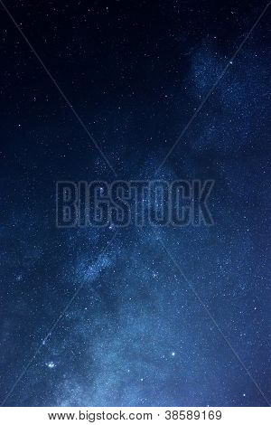 Real Milky Way stars