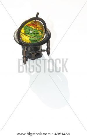 Pencil Sharpener Globe