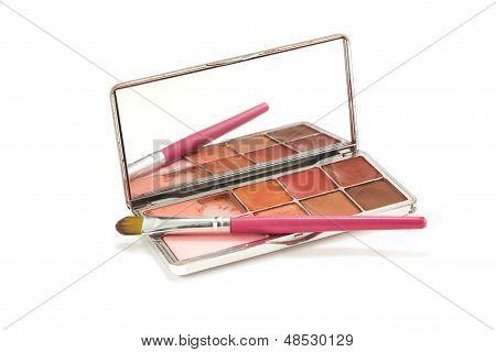 Palette Of Lipstick