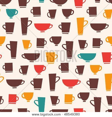 Coffee Mug Pattern