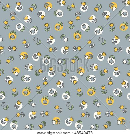 Evening Meadow Pattern
