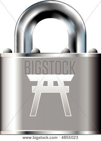 Lock-faith-shinto