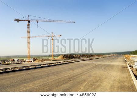 The Crane. Lifting Tap