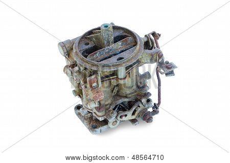 Old Carburetor