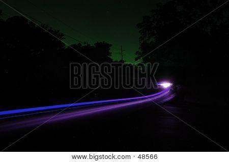 Alternate Night Car