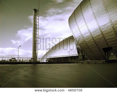 Glasgow Science Center On Pacific Quay