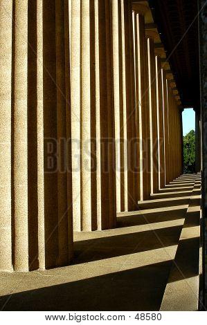 Parthenon Lines