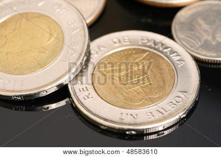 Panamanian Balboa Coins