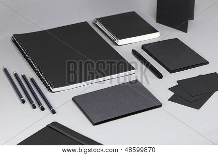 Blank Business Corporate Templates and Stationery