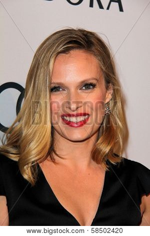 Vinessa Shaw at the Hollywood Reporter Celebration for the 85th Academy Awards Nominees, Spago, Beverly Hills, CA 02-04-13
