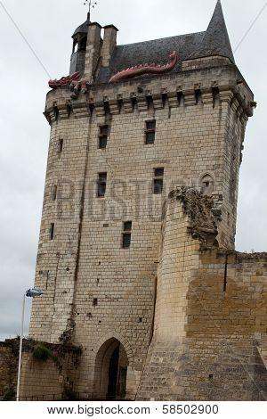 Castle of Chinon