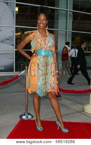 HOLLYWOOD - JULY 19: Shondrella Avery at the Los Angeles Premiere of