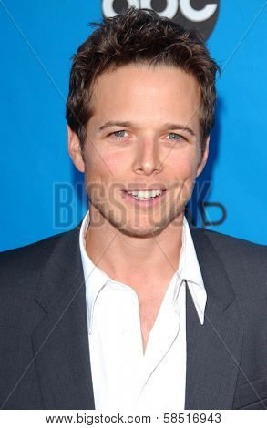 PASADENA, CA - JULY 19: Scott Wolf at the Disney ABC Television Group All Star Party on July 19, 2006 at Kidspace Children's Museum in Pasadena, CA.