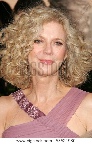 LOS ANGELES - AUGUST 19: Blyth Danner at the 58th Annual Creative Arts Emmy Awards on August 19, 2006 at Shrine Auditorium in Los Angeles, CA.
