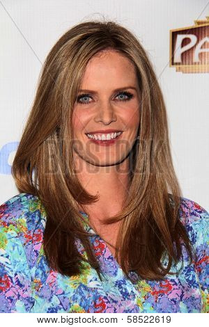 Rebecca Mader at the