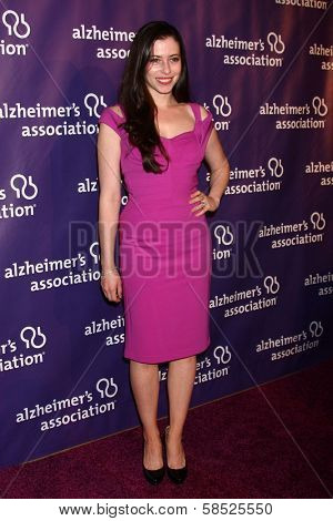 Lauren Miller at the 21st Annual