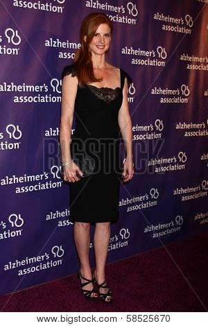Sarah Rafferty at the 21st Annual