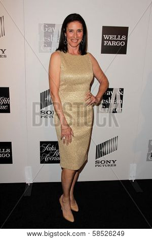 Mimi Rogers at the L.A. Gay And Lesbian Center Hosts 'An Evening' honoring Amy Pascal and Ralph Ricci, Beverly Wilshire, Beverly Hills, CA 03-21-13