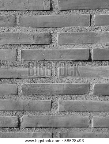 Brick-encased Wall - Background