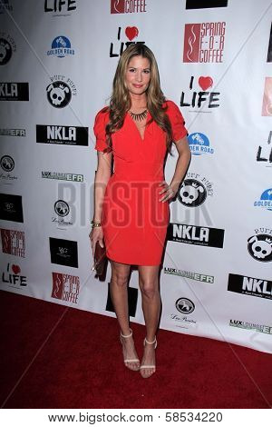 Lindsey Lockwood at the No Kill L.A. Charity Event, Fred Segal, West Hollywood, CA 04-02-13