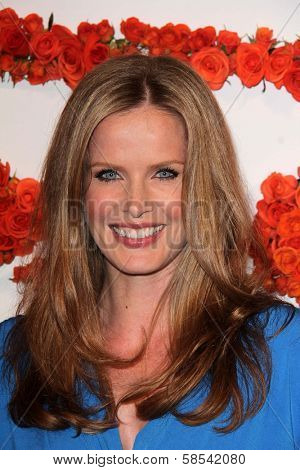 Rebecca Mader at Coach's 3rd Annual Evening of Cocktails and Shopping benefitting  the Children's Defense Fund, Bad Robot, Santa Monica, CA 04-10-13