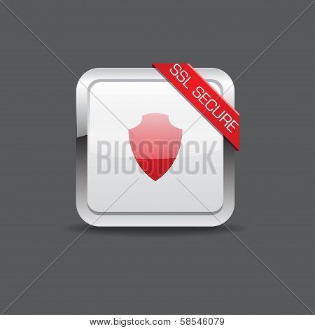 SSL Secure Vector Icon