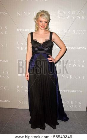 BEVERLY HILLS - APRIL 26: Bryce Dallas Howard at the Nina Ricci Fashion Show and Gala Dinner to Benefit The Rape Foundation at Barneys New York on April 26, 2006 in Beverly Hills, CA.
