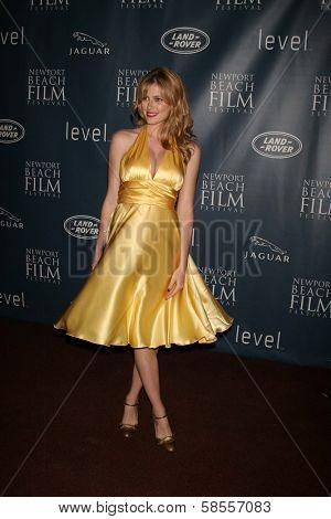 NEWPORT BEACH - APRIL 20: Diora Baird at the 7th Annual Newport Beach Film Festival Opening Night Screening of