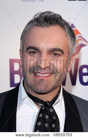 Martyn Lawrence-Bullard at