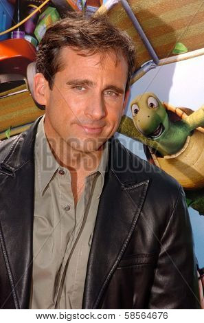 WESTWOOD - APRIL 30: Steve Carell at the Los Angeles Premiere of