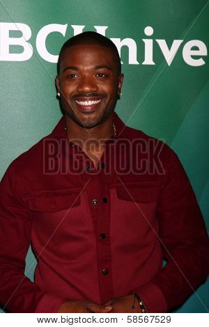 Ray J Norwood at the 2013 NBC Universal Summer Press Day , Langham Huntington Hotel, Pasadena, CA 04-22-13