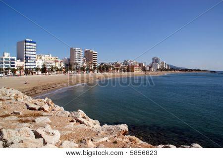 Vinaroz Mediterranean City In The Province Of Valencia - Spain - Europe