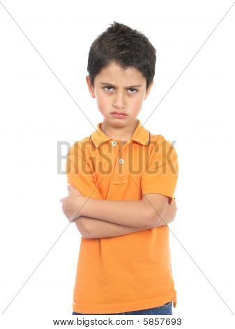 Very Angry Boy