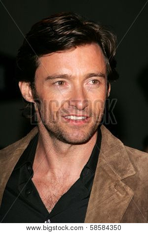 LOS ANGELES - APRIL 27: Hugh Jackman at the Opening night of