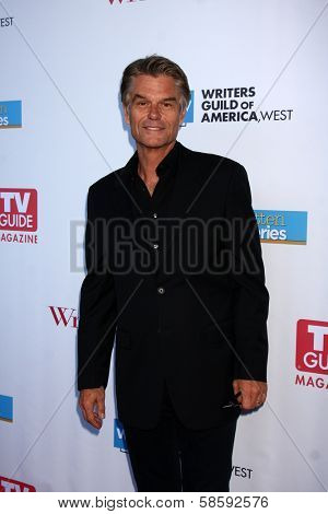 Harry Hamlin at the WGA's 101 Best Written Series Announcement, Writers Guild of America Theater, Beverly Hills, CA 06-02-13