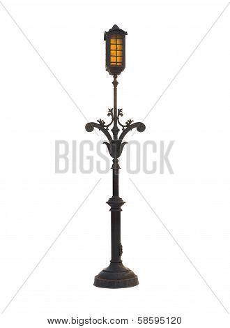 Old-fashion Street Lamp