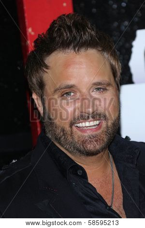 Randy Houser at the 2013 CMT Music Awards, Bridgestone Arena, Nashville, TN 06-05-13