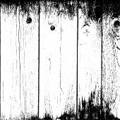 Old Planks overlay Background for your design. EPS10 vector. poster