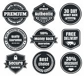 100 Percent Authentic, Original, Premium, Free Shipping, 30 Day Money Back, Quality Guarantee, Secure Payment, Best Choice and Discount badges. poster